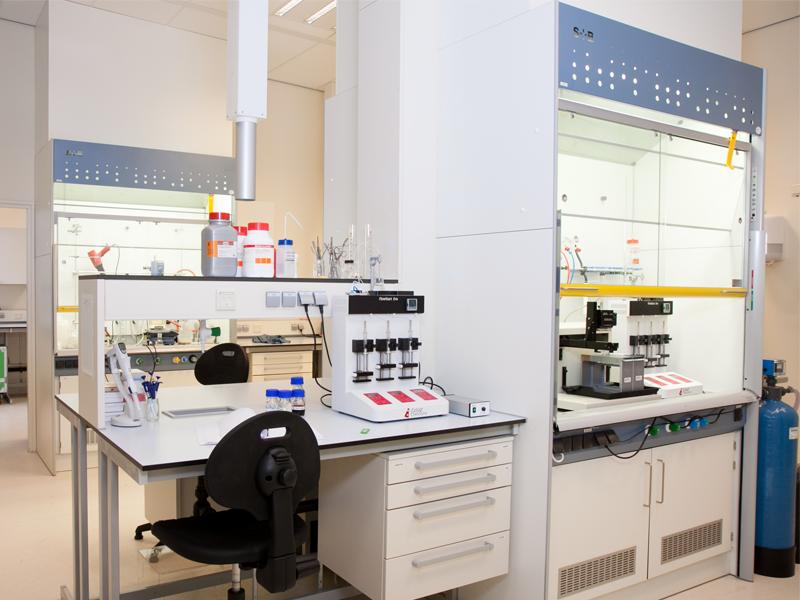 Flow process development our lab facilities