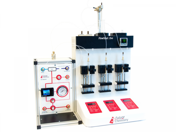 GasModule combined with FlowStart Evo