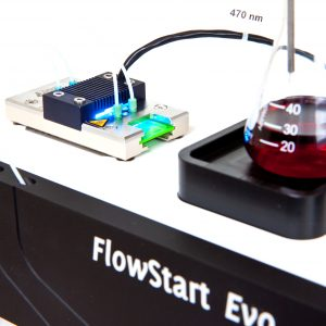 Photomodule on FlowStart Evo