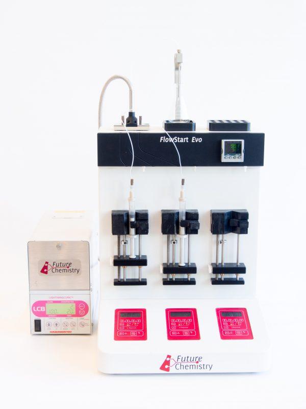 FlowStart Evo with deep UV module